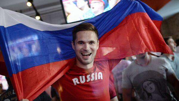 Трансляция матча ЧМ-2014 по футболу Бельгия - Россия - Sputnik Mundo