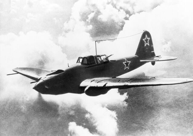 IL-2 'Shturmovik' del año 1940