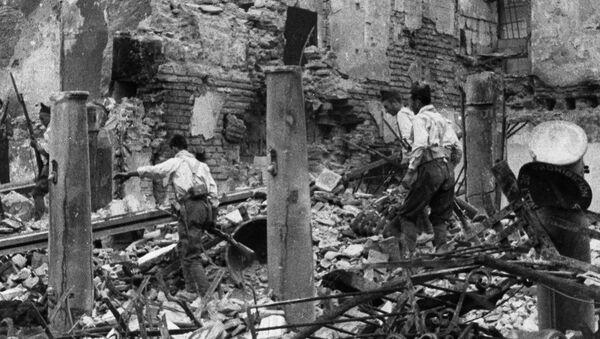 España durante la Guerra Civil - Sputnik Mundo