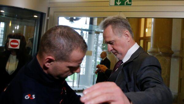 Dmitri Firtash, multimillonario ucraniano - Sputnik Mundo