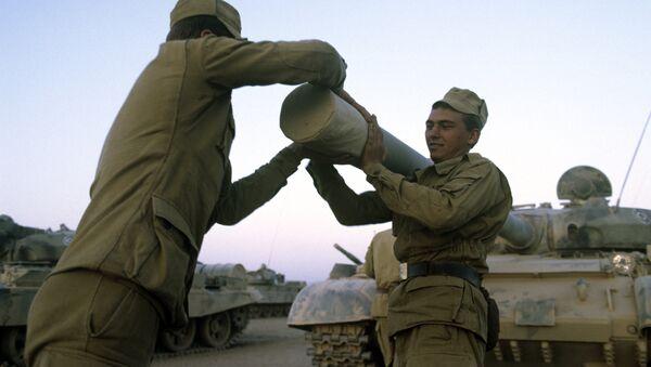 Militares soviéticos en Afganistán - Sputnik Mundo