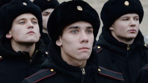 Празднование дня морской пехоты в Приморском крае - Sputnik Mundo