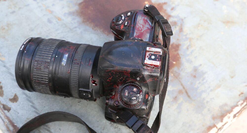 Asesinatos de periodistas (Archivo)