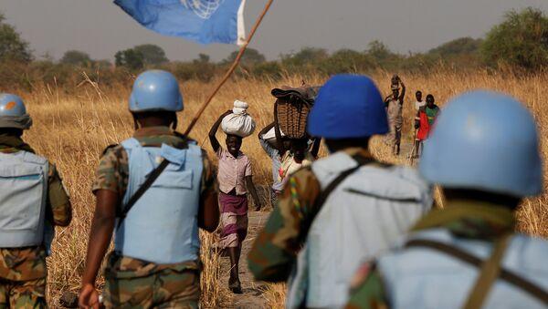 Misión de la ONU en Sudán del Sur - Sputnik Mundo