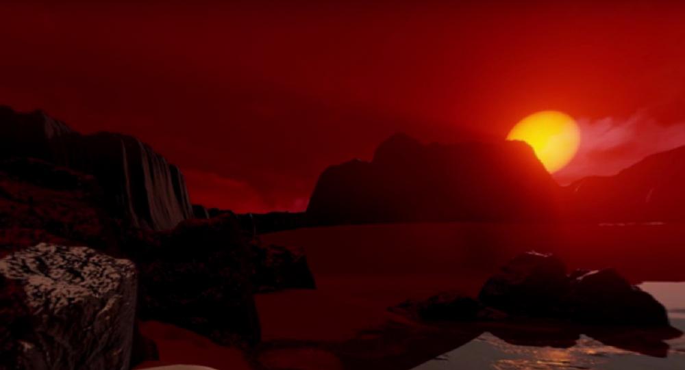 Descubren 7 exoplanetas, tres de los cuales podrían albergar vida