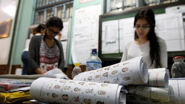 Elecciones en Ecuador - Sputnik Mundo