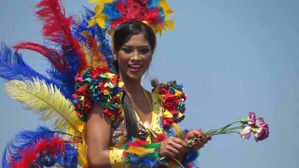Carnaval de Barranquilla (archivo) - Sputnik Mundo