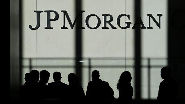 Logo de JPMorgan Chase - Sputnik Mundo