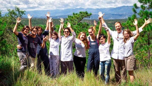 Clínica construida por voluntarios rusos abre sus puertas en Guatemala - Sputnik Mundo