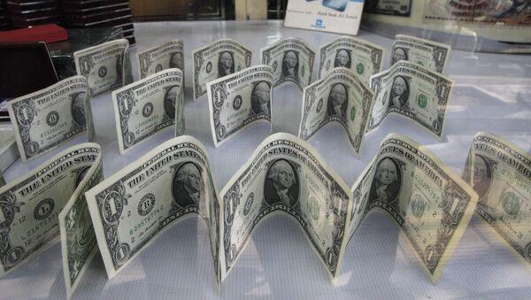 US dollars - Sputnik Mundo