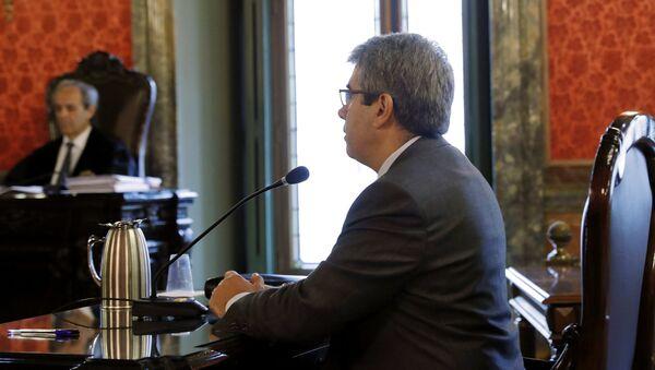 Francesc Homs, exconsejero del Gobierno catalán - Sputnik Mundo