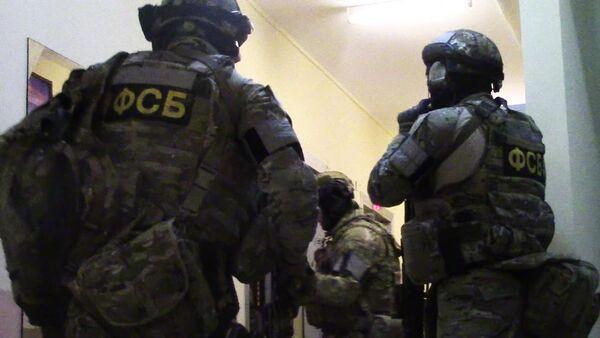 Agentes de FSB (archivo) - Sputnik Mundo