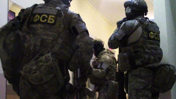Agentes del Servicio Federal de Seguridad ruso - Sputnik Mundo