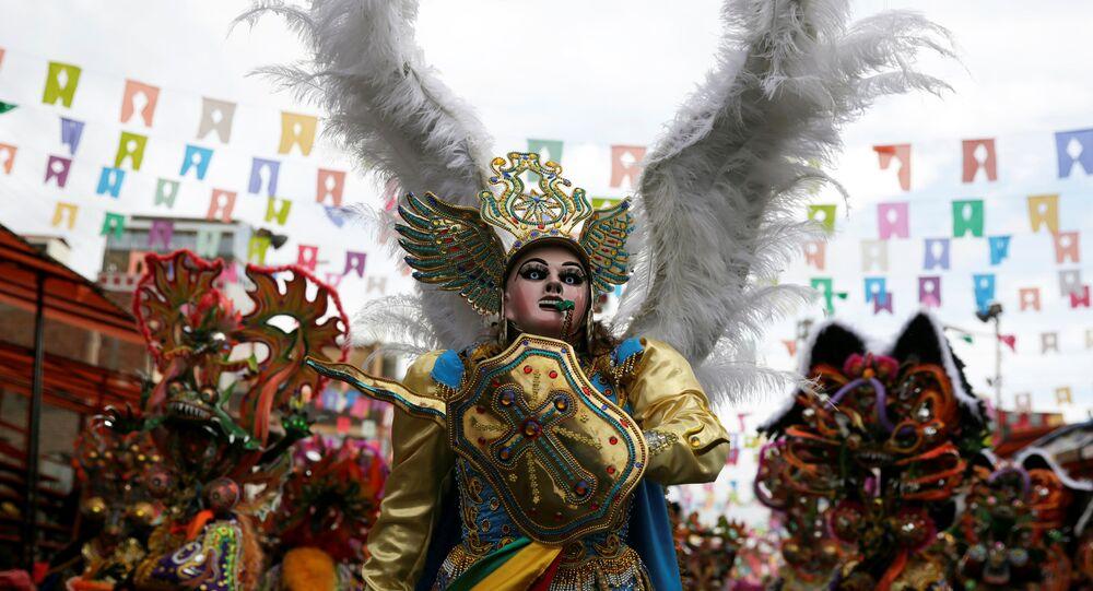 Carnaval de Oruro, Bolivia