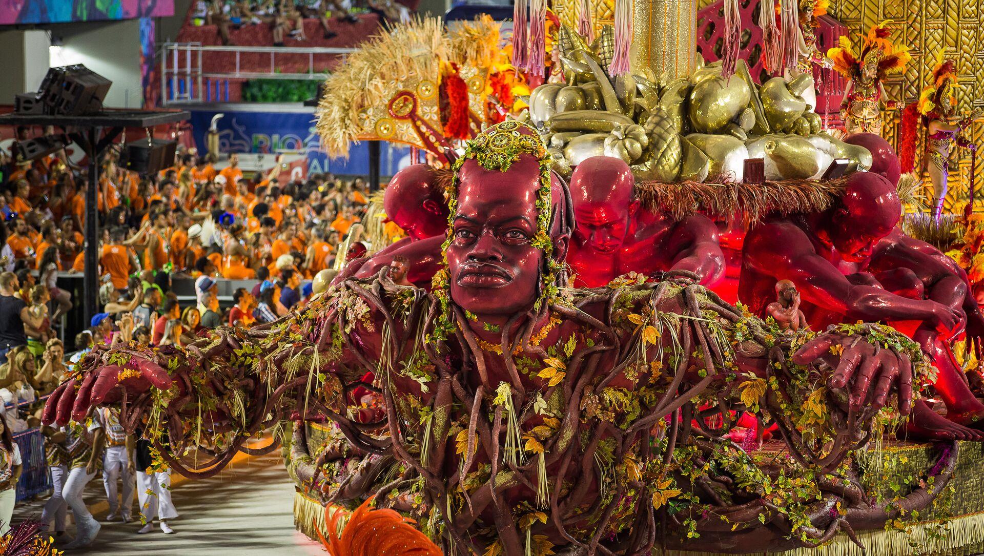 Carnaval en Río de Janeiro - Sputnik Mundo, 1920, 21.01.2021