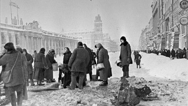 Sitio de Leningrado - Sputnik Mundo