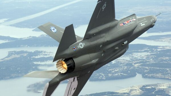 F-35 Lightning II - Sputnik Mundo