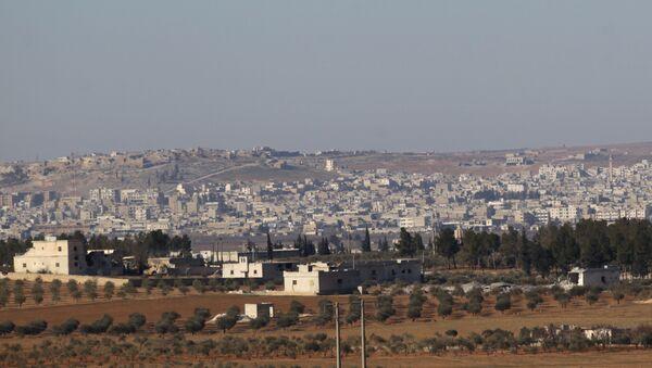 La ciudad siria de Al Bab (archivo) - Sputnik Mundo