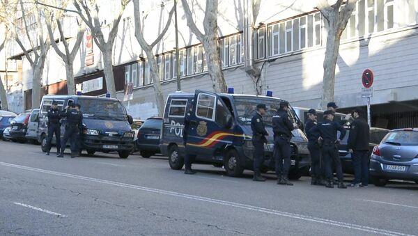 Hinchas madrileños rechazan a futbolista ucraniano - Sputnik Mundo