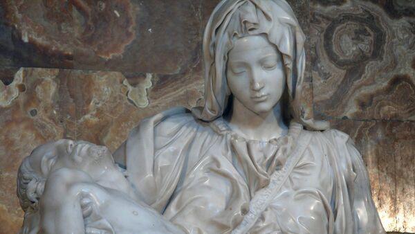 Pieta de Miguel Ángel - Sputnik Mundo