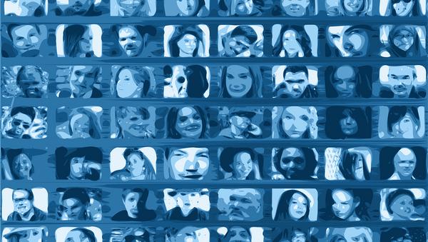 Usuarios de redes sociales (imagen referencial) - Sputnik Mundo