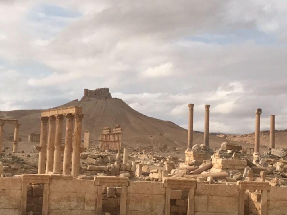 Las atrocidades de Daesh contra el Patrimonio de la Humanidad de Palmira