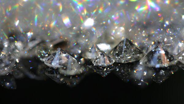 Diamantes (archivo) - Sputnik Mundo