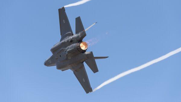 F-35 de Australia - Sputnik Mundo