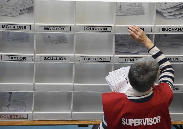 Elecciones en Irlanda del Norte