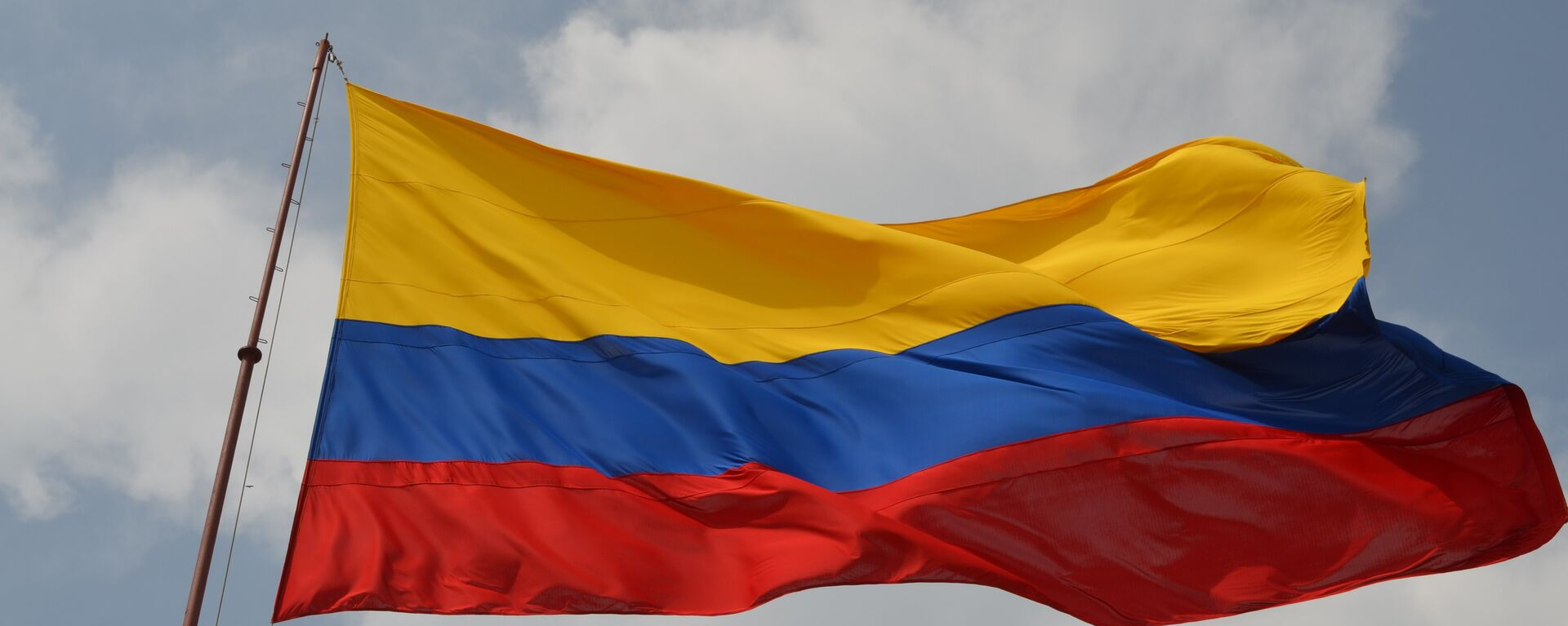 Bandera de Colombia - Sputnik Mundo, 1920, 20.07.2021