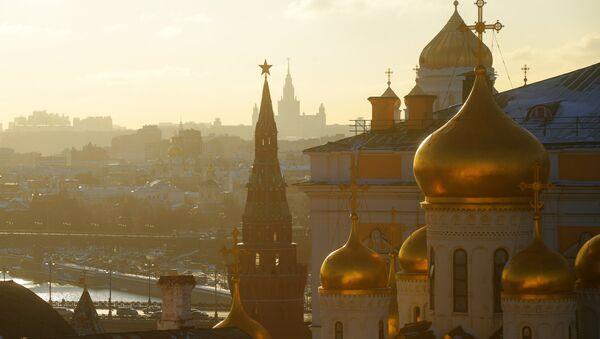 La ciudad de Moscú - Sputnik Mundo