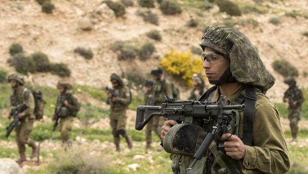 Soldados israelíes (archivo) - Sputnik Mundo