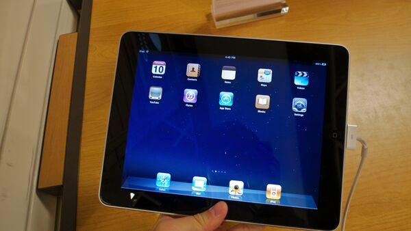 iPad - Sputnik Mundo