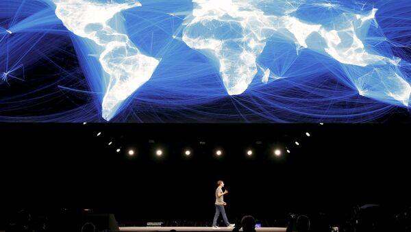 Mobile World Congress 2016, Barcelona - Sputnik Mundo