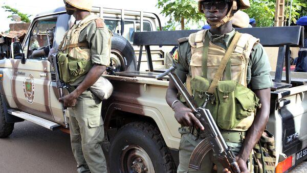 Militares de Malí - Sputnik Mundo