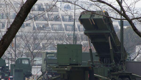 Los sistemas antimisiles japoneses Patriot PAC-3 - Sputnik Mundo