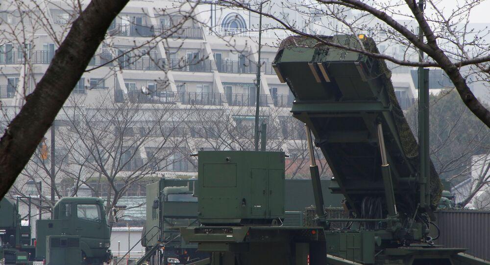 Los sistemas antimisiles japoneses de fabricación estadounidense, Patriot PAC-3