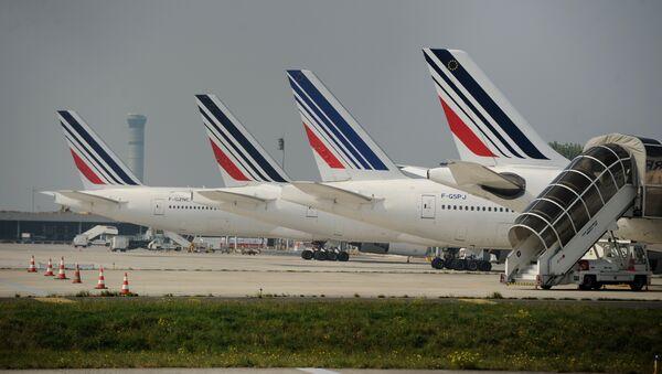 Aviones de Air France - Sputnik Mundo