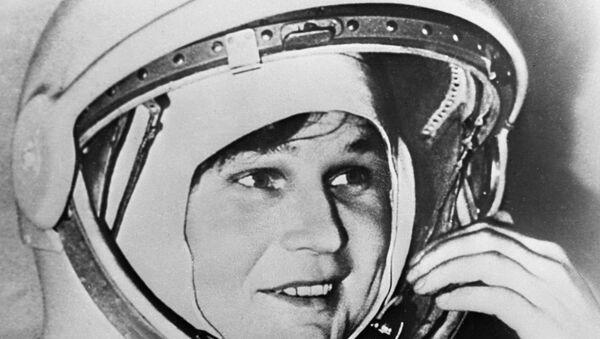 Valentina Tereshkova, primera mujer cosmonauta del mundo - Sputnik Mundo