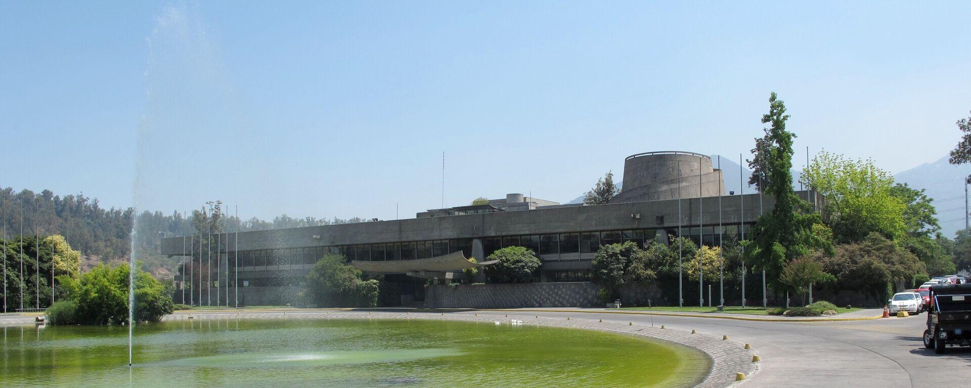 Sede de la Cepal en Santiago - Sputnik Mundo, 1920, 22.04.2021