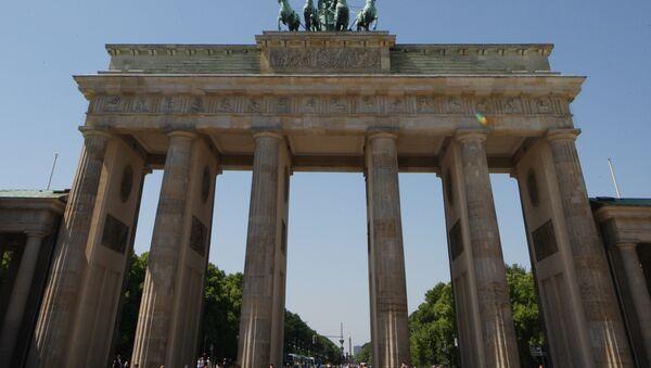 Berlín, Puerta de Brandeburgo - Sputnik Mundo