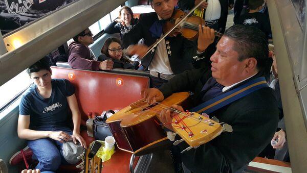 Tren Turístico en Tijuana - Sputnik Mundo