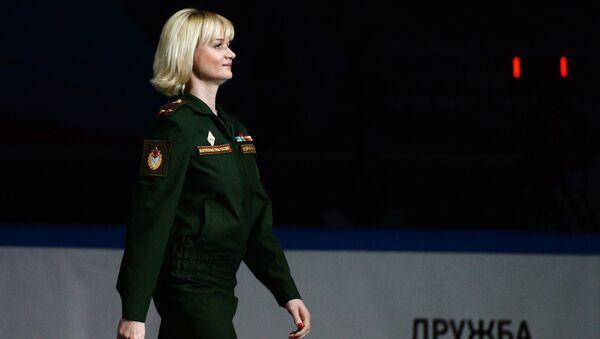 Svetlana Jórkina - Sputnik Mundo