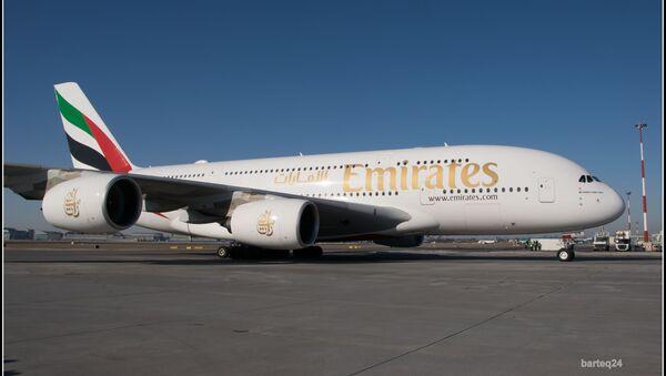 Airbus A380 - Sputnik Mundo