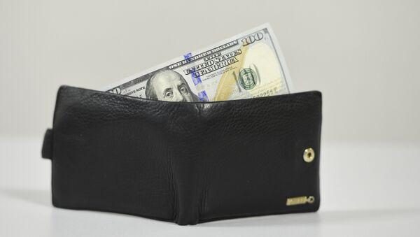 A wallet - Sputnik Mundo