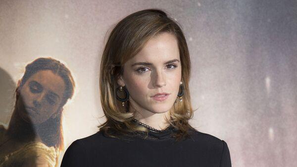 Emma Watson, actriz británica - Sputnik Mundo