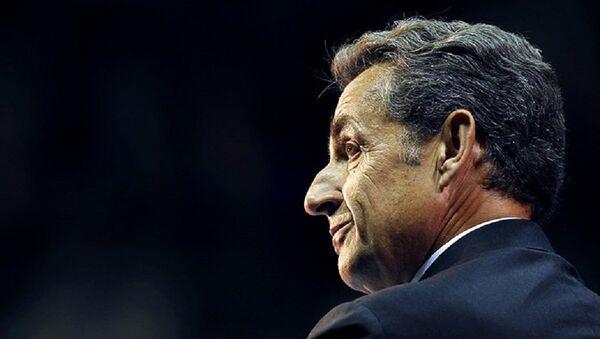 Nicolas Sarkozy, expresidente de Francia y líder de los Republicanos - Sputnik Mundo