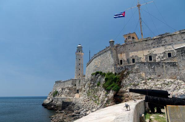 El castillo de los Tres Reyes del Morro, La Habana, Cuba - Sputnik Mundo