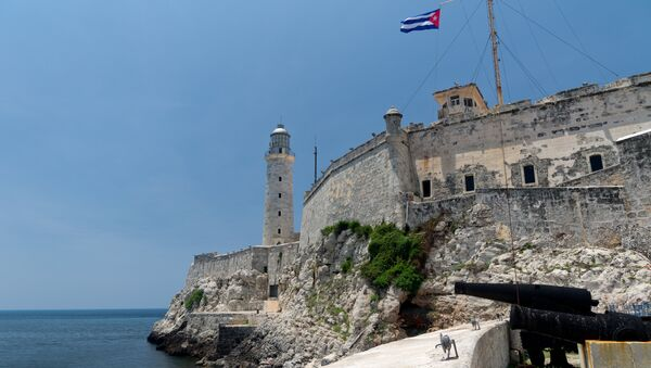El castillo de los Tres Reyes del Morro, La Habana, Cuba (archivo) - Sputnik Mundo