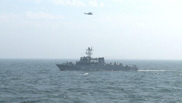 'Poseidon 2017': más de 1.500 marines de la OTAN invaden el mar Negro - Sputnik Mundo